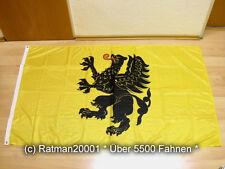 Fahnen Flagge Pommern Woiwodschaft Polen Digitaldruck - 90 x 150 cm