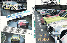 DVD rally colonia-Ahrweiler Kaw 2010 historik Youngtimer 50min WR video