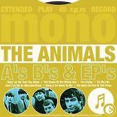 THE ANIMALS - Singles As Bs & EPs - 2003 UK EMI 24-track CD album - FREE UK P+P!