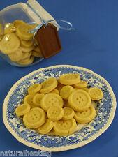 Great Big Botones Chocolate Caramelo Cake Cookie Pan Tin El Juego De Moldes Molde Molde Resina
