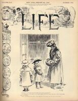 1905 Life (1-26)Teddy gives the Secret Service the Slip