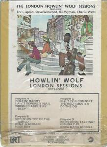 HOWLIN' WOLF LONDON SESSIONS 8 TRACK  GRT/CHESS BOX IN SHRINK CARDBOARD SLIPCASE