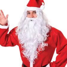 Bristol Novelty Bw574 Assistant de Père Noël Budget Perruque et Barbe Blanc ta