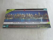 Buffalo Games:  Glow in the Dark New York, New York Panoramic Puzzle NEW