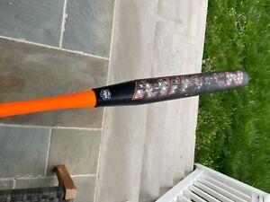 miken slowpitch softball bat 27 oz