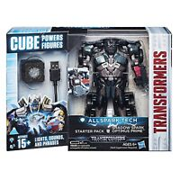 Hasbro Transformers Allspark Tech Starter Pack Shadow Optimus Prime Cube NEW UK
