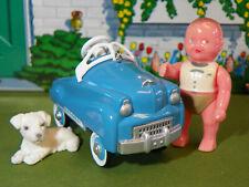 Mint! Renwal BABY DOLL Hallmark Kiddie Car Vintage Dollhouse Furniture Ideal