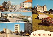 CPSM 69 SAINT PRIEST