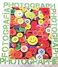 CEACO PHOTOGRAPHY JIGSAW PUZZLE BUTTONS GARRY GAY 550 PCS #2304-2
