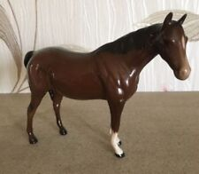 Unboxed Horses/Foals Brown Porcelain & China