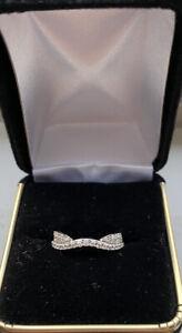 Diamond Wedding Band Ring 14k White Gold Fits Vera Wang Engagement Rings