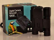 Ultra Sharp Binoculars With Built In HD Digital Camera