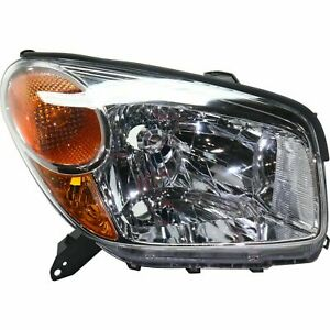 FIT FOR TOYOTA RAV-4 2004 2005 HEADLIGHT RIGHT PASSENGER