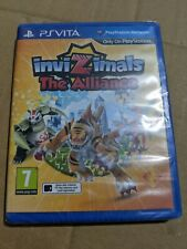 [new & sealed] Invizimals: L'Alliance-PS Vita