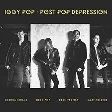 IGGY POP - POST POP DEPRESSION (VINYL)  VINYL LP NEUF