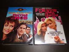 MARRIED TO THE MOB & FOREVER LULU-2 DVDs-ALEC BALDWIN, MICHELLE PFEIFFER