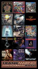 "FRANK MARINO and MAHOGANY RUSH album discography magnet (5"" x 3.5"") jimi hendrix"