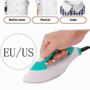 Mini Handheld Steam Ironing Portable Electric Lightweight Iron For Travel Home