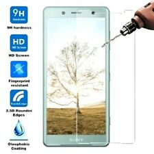 100% GENUINE CLEAR LCD Tempered Glass Screen Protector Case for All Sony Xperia