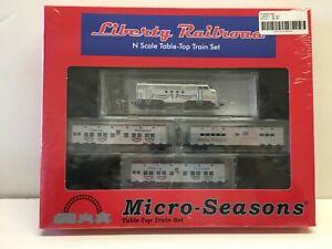 N Scale Micro Trains MTL 993 21 030 Liberty Railroad Set