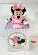 "Disney 2014 Minnie Mouse ""You Are My Sunshine"" Musical Pop-Up Minnie"