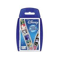 Top Trumps Disney Classics Card Game