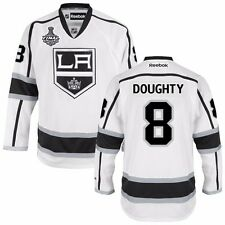 Dustin Brown Reebok Los Angeles Kings Away White Premier Jersey Men s XL 219144b4a