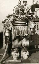 Vittoriana Steampunk Deep Sea Diving Diver Casco Tuta a vapore Ocean Punk Gothic 2