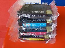 GENUINE Epson 200 200XL Inks set XP200, XP300, XP310, XP400 ALL XLs