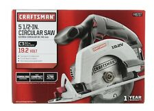 Craftsman C3 19.2 Volt 5-1/2 Inch Circular Saw, Cordless Portable 946707