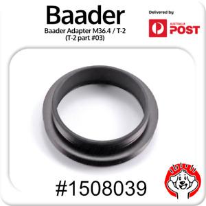 Baader Adaptor 36.4/T-2 (Vixen Small) #3 Baader Part # 1508039