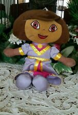 Dora the Explorer plush stuffed character doll toy 2003 Fisher Price Mattel 10""