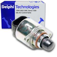 Delphi Idle Air Control Valve for 1999-2002 GMC Sierra 1500 - Fuel Injection bk