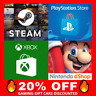 PDF GUIDE ▶️🔥Get Steam PlayStation PSN Xbox Nintendo Gift Card 10-20% OFF🔥
