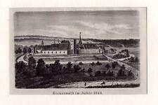 Steuerwald - Holzstich aus Görges 1881