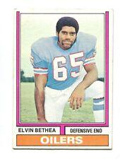 1974 Topps #226 Elvin Bethea Houston Oilers