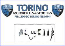 Torino Famosa Complete Lock Set - OEM Spare Parts