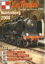 LE TRAIN N°239 NUREMBERG 2008/AUTORAILS X 2800/BB 467324 FRET SNCF DE MINITRIX