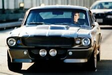 Eleanor Mustang Poster Gone In 60 Seconds Nic Cage 24inx36in