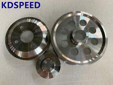 Lightweight pulley FOR Toyota 4A-GE AE82 AE92 AE95 AE101 AE111 Corolla 4AGE FWD
