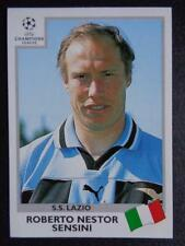 Panini Champions League 1999-2000 - Roberto Nestor Sensini (SS Lazio) #7