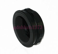High-quality M42 Lens to M39/L39 Adjustable Focusing Helicoid mount 12~17mm
