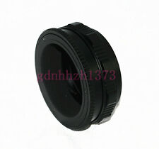 High-quality M42 Lens to M39/L39 Adjustable Focusing Helicoid adapter 12~17mm