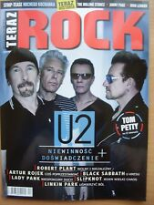 U2,Tom Petty,Robert Plant,Slipknot,Jimmy Page,INXS,Rolling Stones,Easybeats