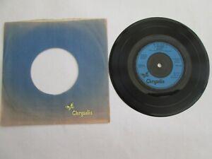 """BLONDIE Rip Her To Shreds 7"""" RARE UK ORIGINAL 1977 DEBBIE HARRY, ex condition"""