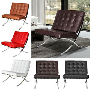 Mid-Century Modern Lounge Chair Club chair Barcelo/na Style For Waiting Room