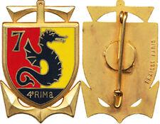 4° Régiment d'Infanterie de Marine, 7° Compagnie, Fraisse Paris, (7411)