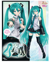 Hatsune Miku Reboot DD Dollfie Dream doll figure 545mm VOLKS 2019 from JAPAN