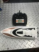 Abcosport H102 Remote Control Boat As Is For Parts
