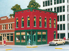 Helen's Country Kitchen Building Kit Designed for Right H Street Corne  HO scale